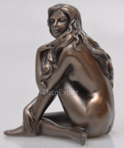 Naked Women Erotic Sculpture  Bronze Sculpture *Free Shipping Everywhere - $58.41