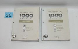 1999 Bonneville Eighty Eight Le Sabre Factory Service Manual Set GOOD USED #30 - $24.70