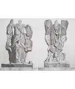 ROME Trophies of Marius Soldiers from Aqua Giulia - SUPERB 1905 Espouy P... - $17.28