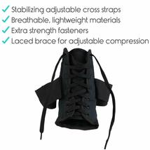 Vive Lace Up Ankle Brace - Foot Support - Size Medium (OPEN BOX NEW) USA----FL image 8