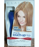 Clairol 7 Matches Dark Blonde Root Touch Up W/ Brush Restores Color Cove... - $7.88