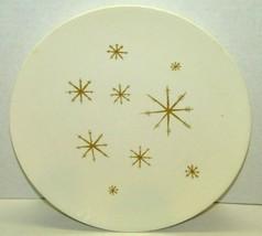 """Vintage Royal China Star Glow Royal-Ironstone 10"""" Dinner Plate Atomic Starburst - $14.85"""