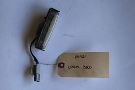 2001-2003 LEXUS IS300 TRUNK LID LICENSE PLATE LIGHTING K4921 - $29.39