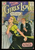 Girls Love Stories #50 1957-DC ROMANCE-NITE Club Cover Vg - $31.53