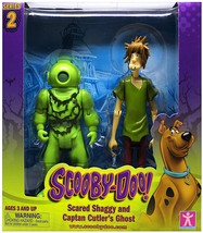 Scooby Doo. Scared Shaggy & Captain Cutler's Gh... - $14.99