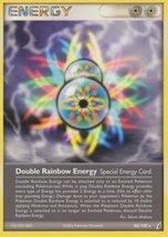 Double Rainbow Energy - 88/100 - Rare Near Mint Free shipping - $7.50
