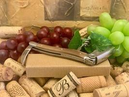 LaGuiole Waiter's Corkscrew - Walnut Handle Gift Package by Franmara - $18.80