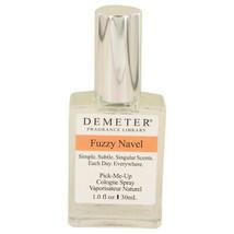 Demeter Fuzzy Navel by Demeter 1 oz Cologne Spray for Women - $19.91