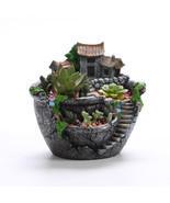 Creative Resin Flower Pot | Succulent Plants Planter Flowerpot | Indoor ... - $45.90