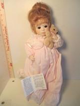 "Dolls by Jerri Rare ""Emily"" doll - $175.00"
