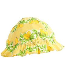 Outdoor Summer Sun-resistant Printing Flower Infant Hat Baby Fisherman Cap