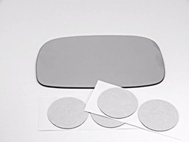 Fits 97-01 Lexus ES300, Left Driver Mirror Glass Lens with Adhesive, USA - $15.79