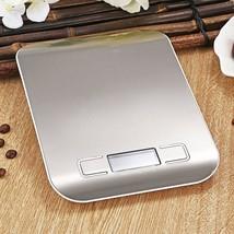 Digital Kitchen Scale 1-5000 g Diet Food Compact Kitchen Scale 0.1 - 176 oz - $13.64
