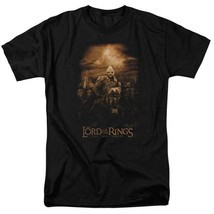 The Lord of the Rings The Two Towers Rohan Kingdom graphic t-shirt LOR2005 image 1