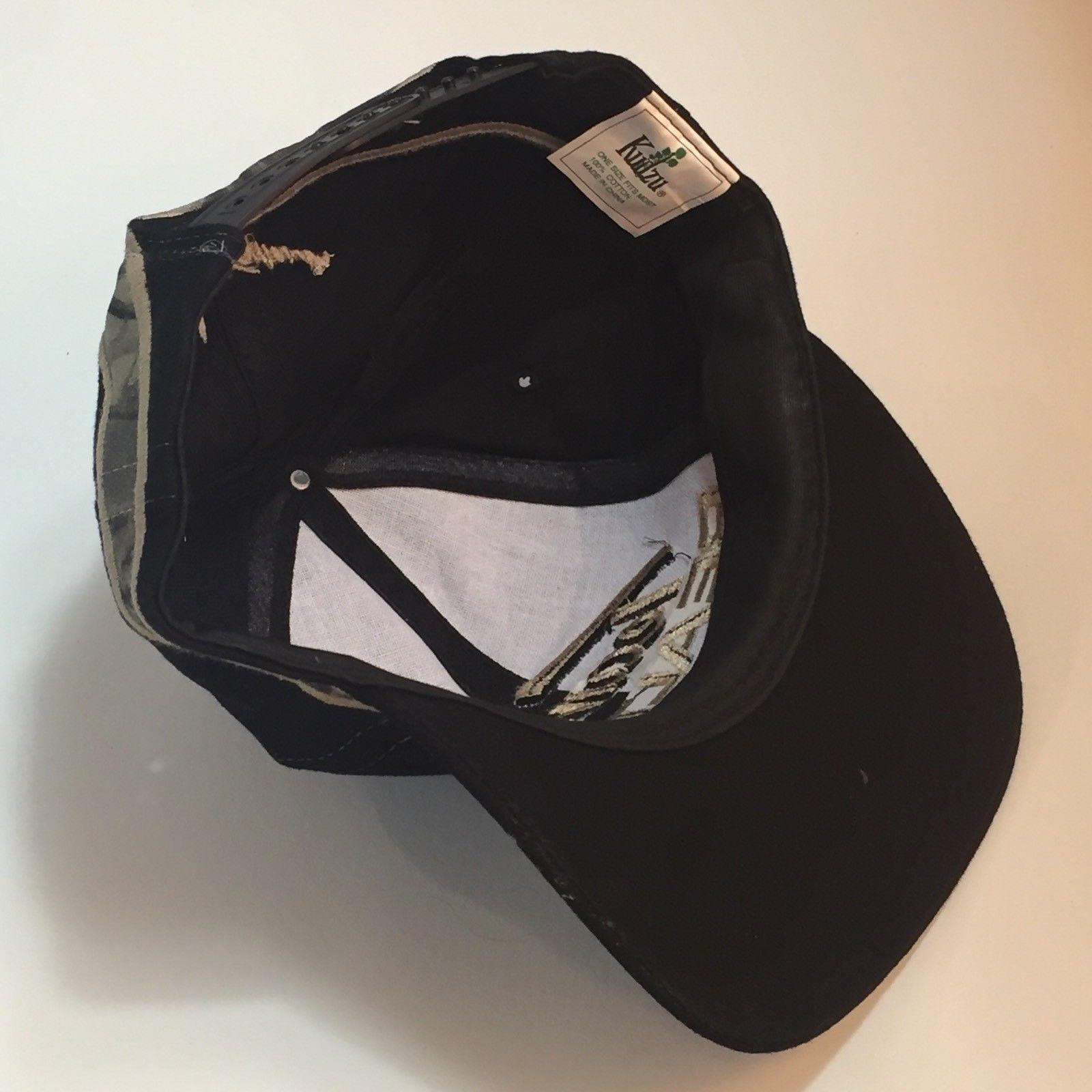 Vintage Team Realtree Embroidered Baseball Cap Snapback Hat