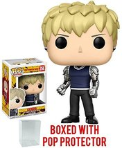 Funko Pop! Anime: One Punch Man - Genos Vinyl Figure (Bundled with Pop BOX PROTE - $129.99