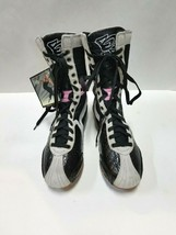 Frontline Brian Friedman BF1 Women's Size 8M (fits 10) Black/Pink Dance ... - $29.69