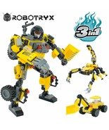 Robot STEM Toy   3 In 1 Fun Creative Set   Construction Building  FREE S... - £81.90 GBP