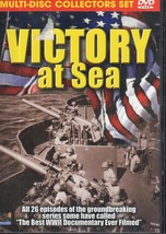 DVD Victory At Sea  (Collectors Set) - $9.95