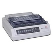 Oki Microline 62411602 320 Turbo Dot-Matrix Printer - 240 dpi x 214 dpi ... - $942.25