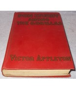 Don Sturdy amoung the Gorillas Book Victor Appleton 1927 Grosett Dunlap - $12.00