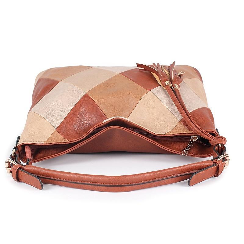 f56a04075 Bag Women Luxury Fashion Handbag Shoulder Tote Bags Leather Purse