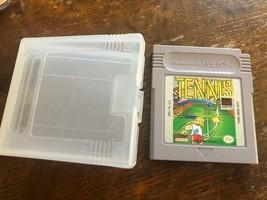 Gameboy Game: Tennis - $13.36 CAD
