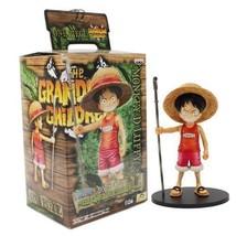 NEW One Piece DX Figure The Grandline Children Vol. 1?Monkey D Luffy  F/S - $34.23