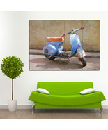 Wall Poster Art Giant Picture Print Abstract Vespa G.S. 150 0197PB - $22.99