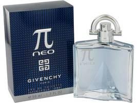 Givenchy Pi Neo Cologne 1.7 Oz Eau De Toilette Spray image 1