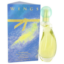 WINGS by Giorgio Beverly Hills 3 oz EDT Spray for Women - $26.75
