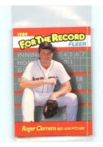 1989 Fleer For The Record  #2 Roger Clemens NM-MT   ID:78405         ID:78405 - $1.97