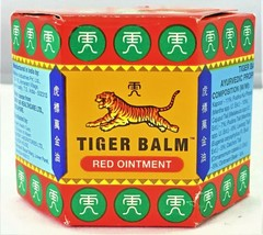 Tiger Balm 21ml Red Ointment Muscle Ache Pain Relief (Pack of 2)  Free Ship - $8.06