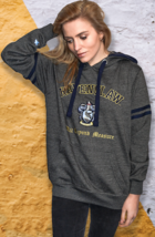 HP129 Licensed Unisex Ravenclaw™ Hooded Hoodie Sweatshirt-Charcoal Harry... - $44.99