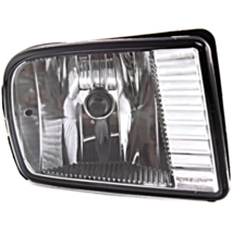 Fits 00-02 Lincoln LS Right Passenger Fog Lamp - Rectangular Design - $52.95