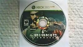 Bionic Commando (Microsoft Xbox 360, 2009)  - $7.90