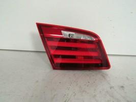2011 2012 2013 BMW 5-SERIES LH DRIVER INNER TAIL LIGHT OEM B23L  - $58.20