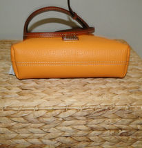 Dooney & Bourke Pebble Ginger Crossbody MELON COLOR image 5