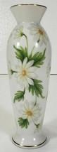 Lefton Bud Vase, Daisies #1357 - $17.99