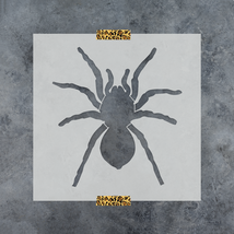 Tarantula Stencil - Reusable Stencils of Tarantula in Multiple Sizes - $5.99+