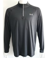Under Armour Mens UA Heatgear Quarter Zip Pullover Activewear Size S M L... - $29.95