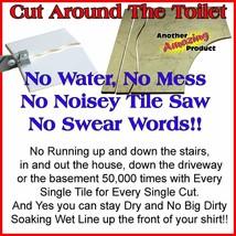 Tile & Glass Cutter Kit BK Curve Notch Cutout Jigsaws Rodsaw Grinder Drills File - $83.22