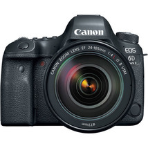 Canon EOS 6D Mark II DSLR Camera with 24-105mm f/4L II Lens  - $2,293.17
