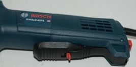 BOSCH GWS10 45PE Angle Grinder with Lock On Paddle Switch CORDED Package 1 image 7