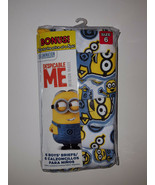 Despicable Me  Boys 6 Pack Briefs Underwear  Size 6 NWT - $11.99