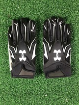 Team Issued Under Armour Baltimore Ravens Nitro 2xl Football Gloves - $19.99