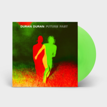 Duran Duran Future Past Exclusive Transparent Green Colored Vinyl LP - £37.08 GBP