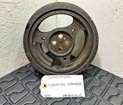 INTERNATIONAL VIBRATION DAMPENER 1843115C1 OEM - $195.00