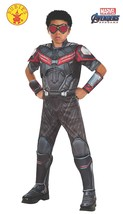 Falcon Avengers Endgame Marvel Fancy Dress Up Halloween Deluxe Child Cos... - $37.99