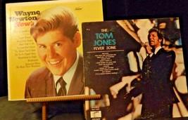 Tom Jones- The Tom Jones Fever Zone and  Wayne Newton Now! Records AA20-RC2177 V